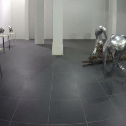 L'etica della scultura. Rosaria Iazzetta alla E23 di Napoli