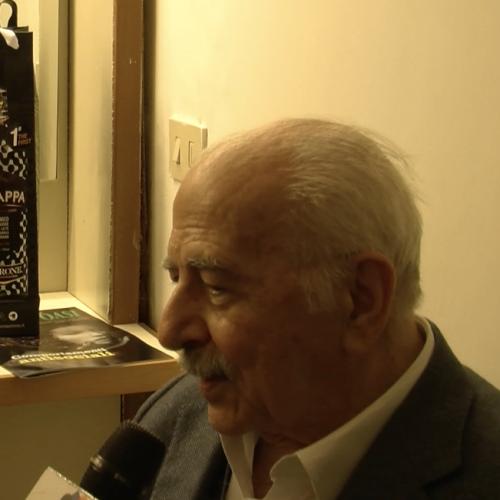 Luigi De Filippo ospite de Il Salotto a Teatro