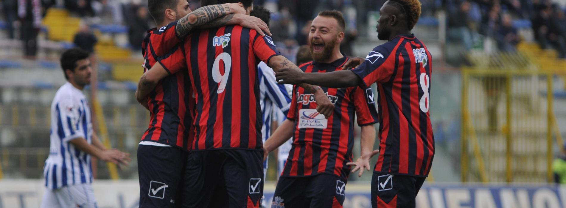 Casertana – Akragas 4-0. Una vittoria che fa morale