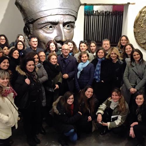 In tour nel cuore di Napoli con il sottosegretario ai Beni Culturali Cesaro