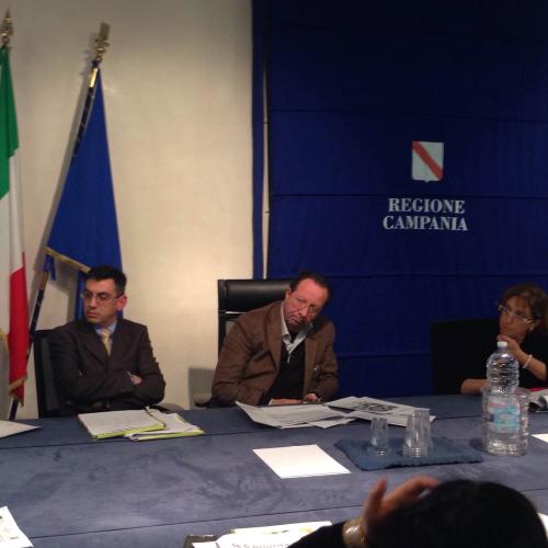 """Tavolo di partenariato """"euAgri"""". Le richieste del Consorzio di Bonifica Sannio Alifano"""