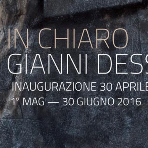 Gianni Dessì alla Galleria Nicola Pedana Arte Contemporanea Caserta