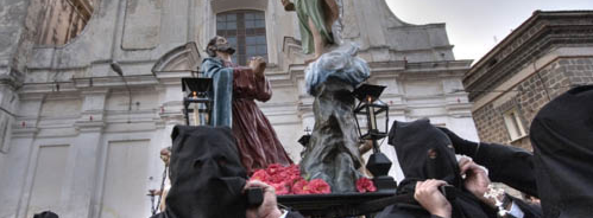 Sessa Aurunca. I Misteri del Venerdì Santo