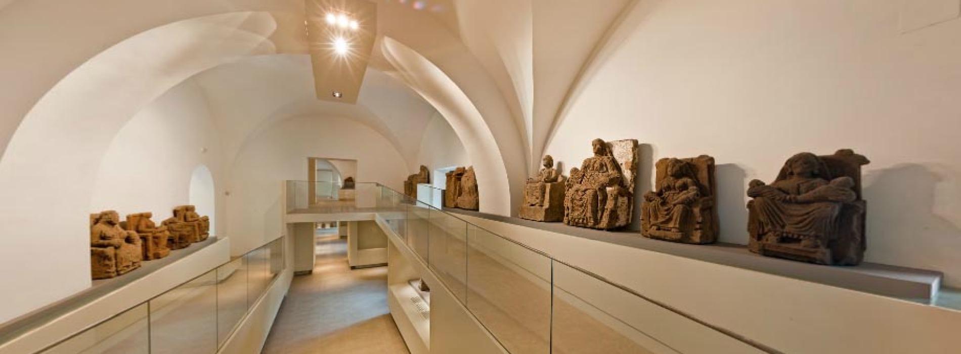 A tavola con Apicio, al Museo Campano i piatti della romanità
