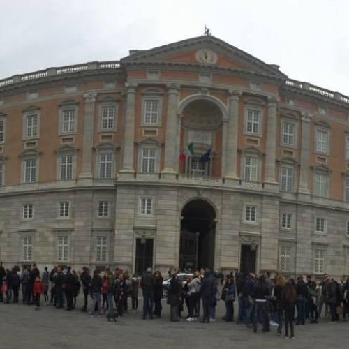 #DomenicalMuseo, free entry alla Reggia e a Carditello