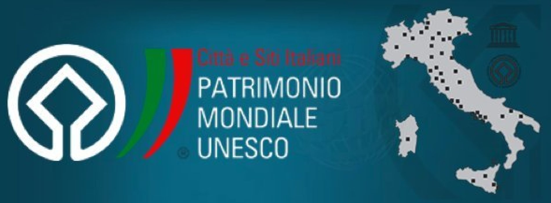 Il Patrimonio dell'Umanità: siti Unesco in Italia Meridionale