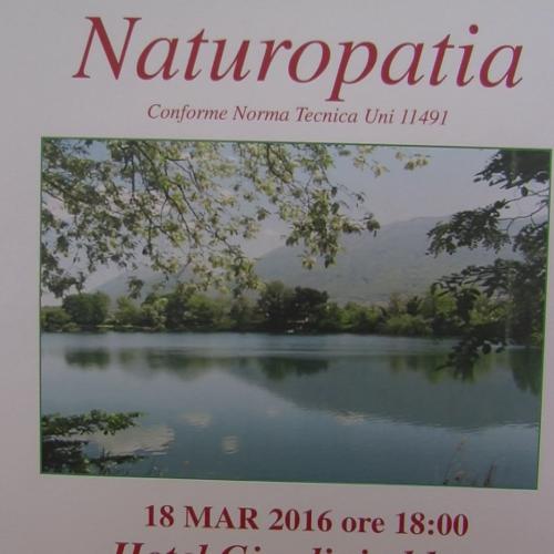 Naturopatia. Presentazione corso della Semita Solis a Telese