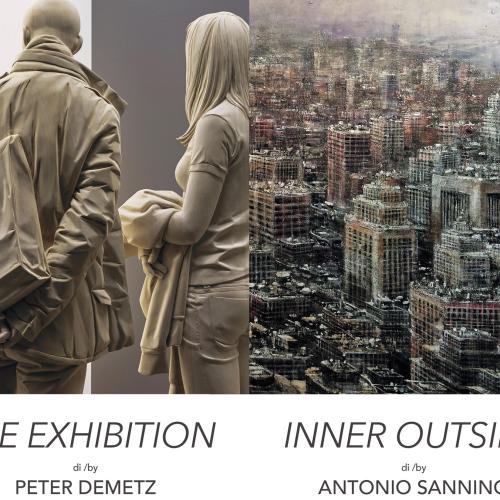 Alla Reggia di Caserta The Exhibition ed Inner Outside