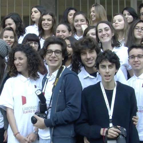 A scuola in Lorena, partite nove allieve del Manzoni di Caserta