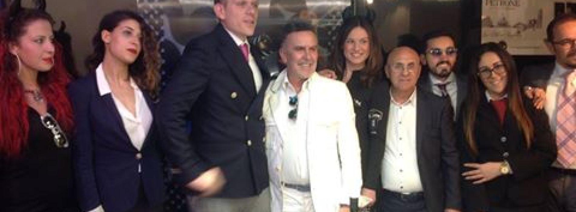 I liquori Petrone diventano fashion grazie alla collaborazione con lo stilista Alviero Martini creatore della linea Passport