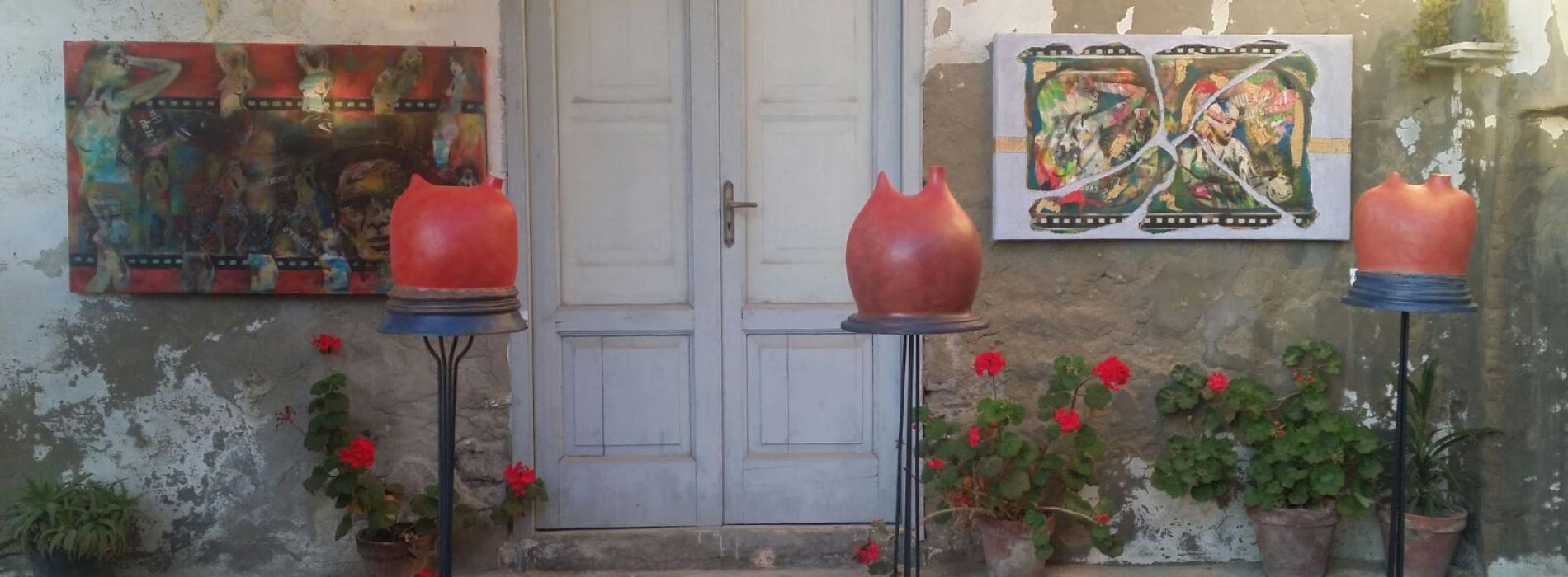 San Rufo apre le porte al contemporaneo. Sei artisti incontrano il territorio