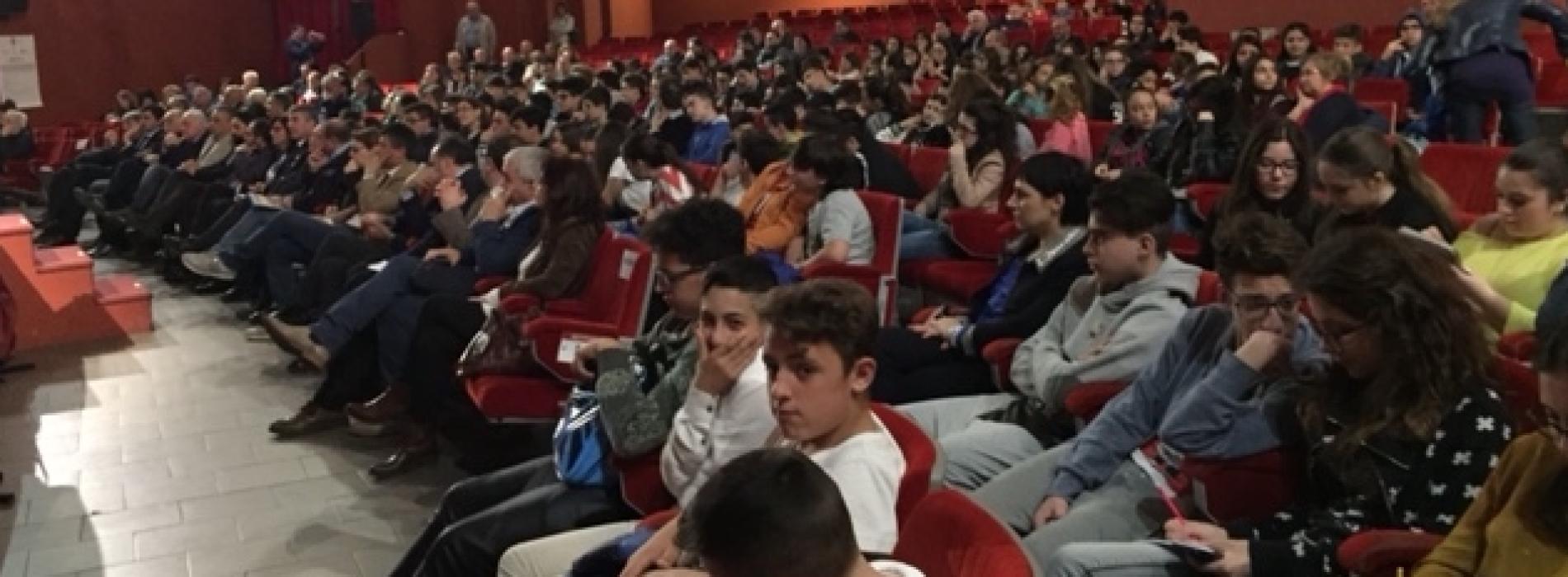 Pulcinellamente fa tappa a Frattamaggiore per il premio Capasso