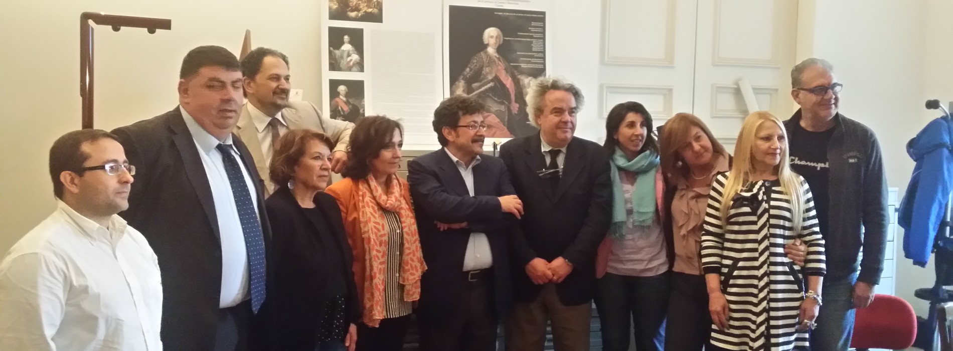 Presentato da Felicori il progetto pilota della Sun per archivio storico della Reggia di Caserta