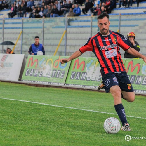 La Casertana ai play-off con il Pordenone