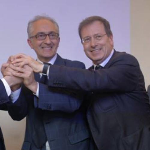 Pittella con Marino e Battarra: Caserta diventi porta del Sud