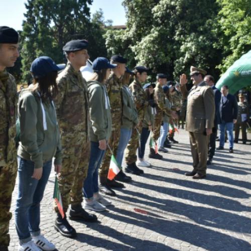 A Caserta parte la delegazione Campana alla volta dei luoghi della memoria