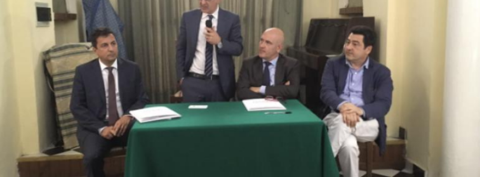 Patto per Caserta, Marino: Piazza Carlo III ritornerà ad essere la piazza dei casertani