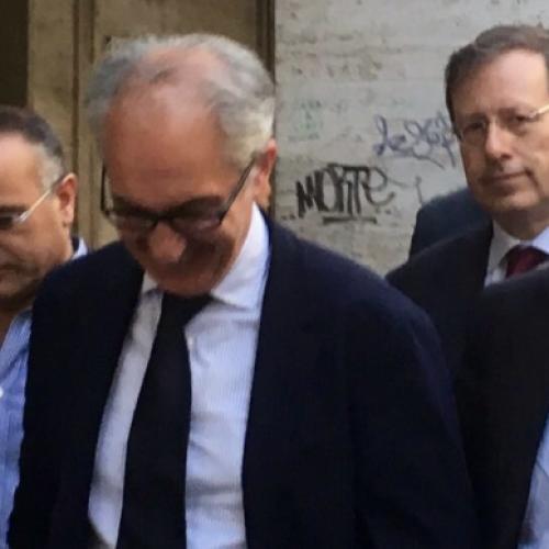 Il governatore De Luca a Caserta incontra Marino