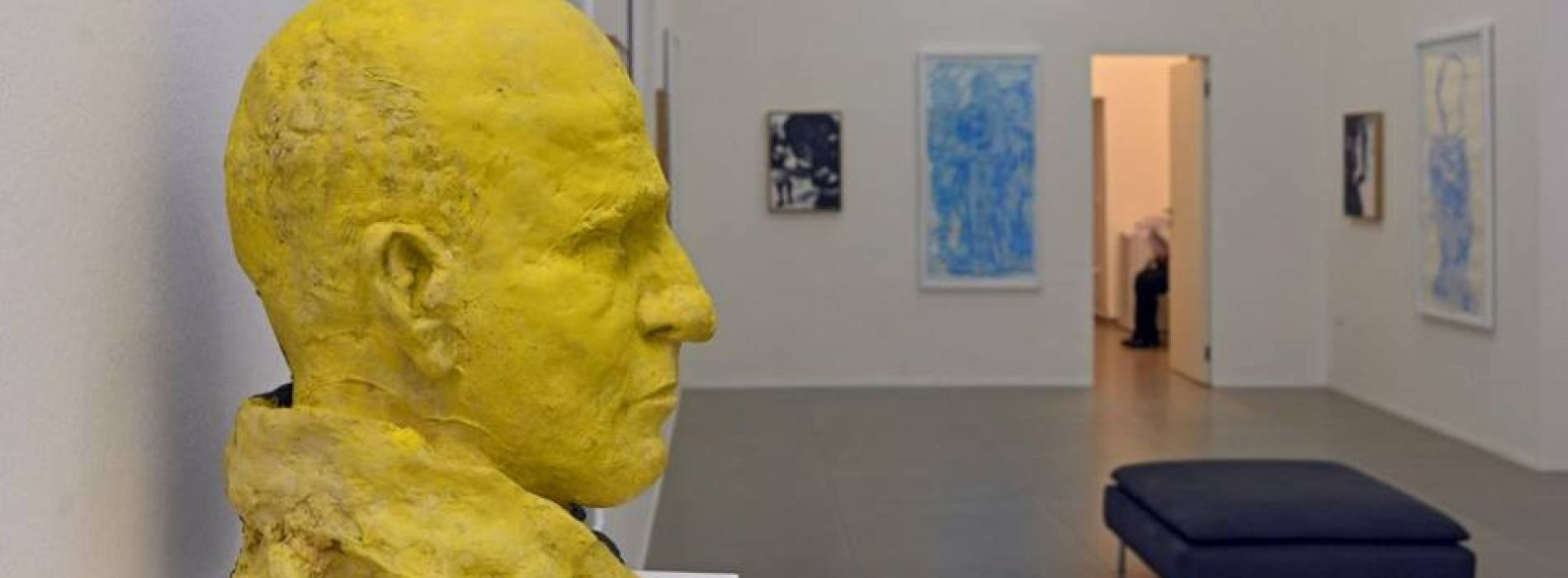 L'arte di Gianni Dessì conquista Caserta