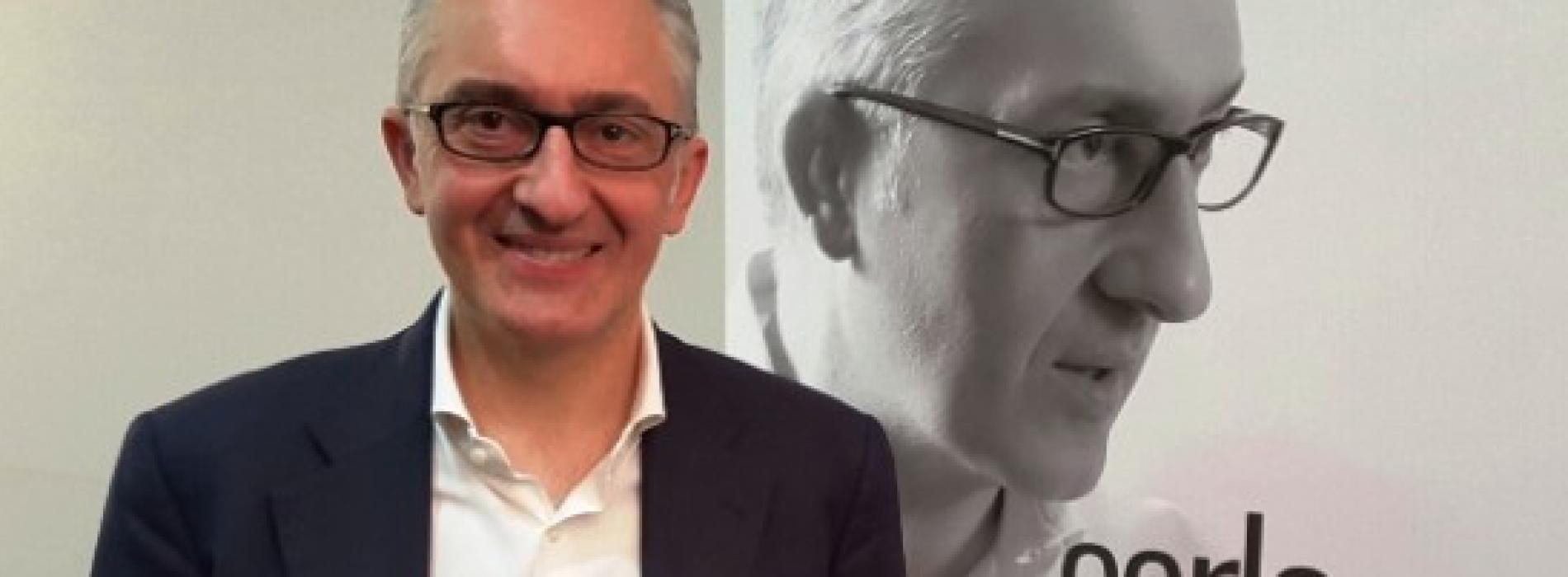 A Caserta l'assessore regionale Fortini con Carlo Marino