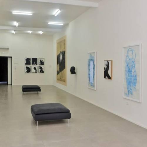 La mostra di Gianni Dessì alla Galleria Pedana