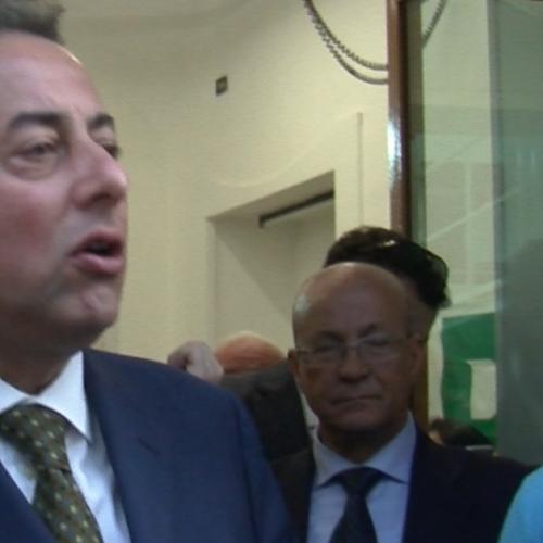 Gianni Pittella a Caserta con Battarra e Marino