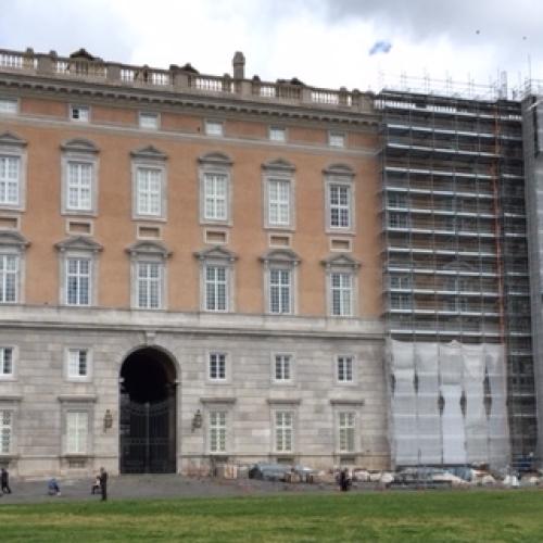 La Notte Europea dei Musei.Visite agli Appartamenti Storici della Reggia di Caserta