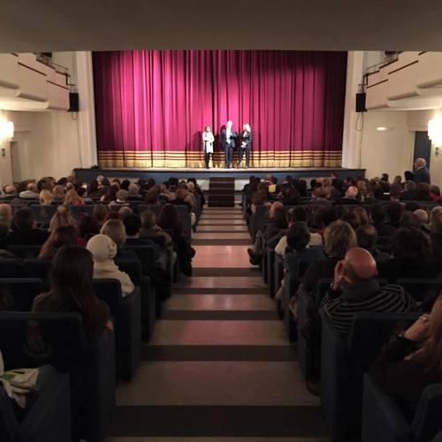 Il Liceo Giannone in scena al Comunale. Serata dedicata al teatro greco antico