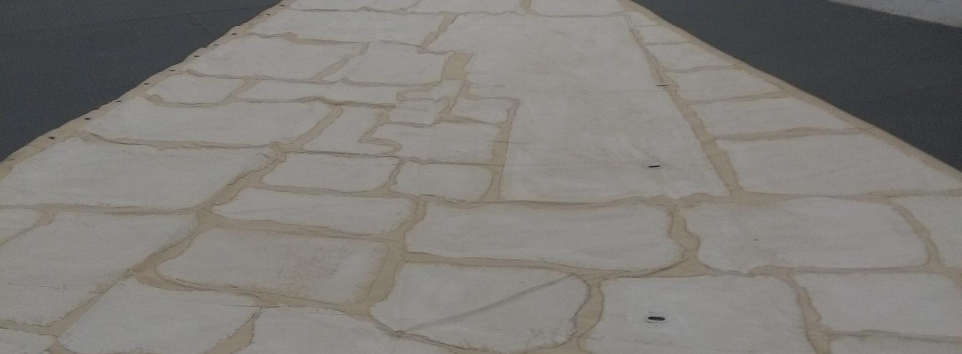 Torna a Caserta la Vela di Mafonso. Nel 2001 fu installata davanti alla Reggia