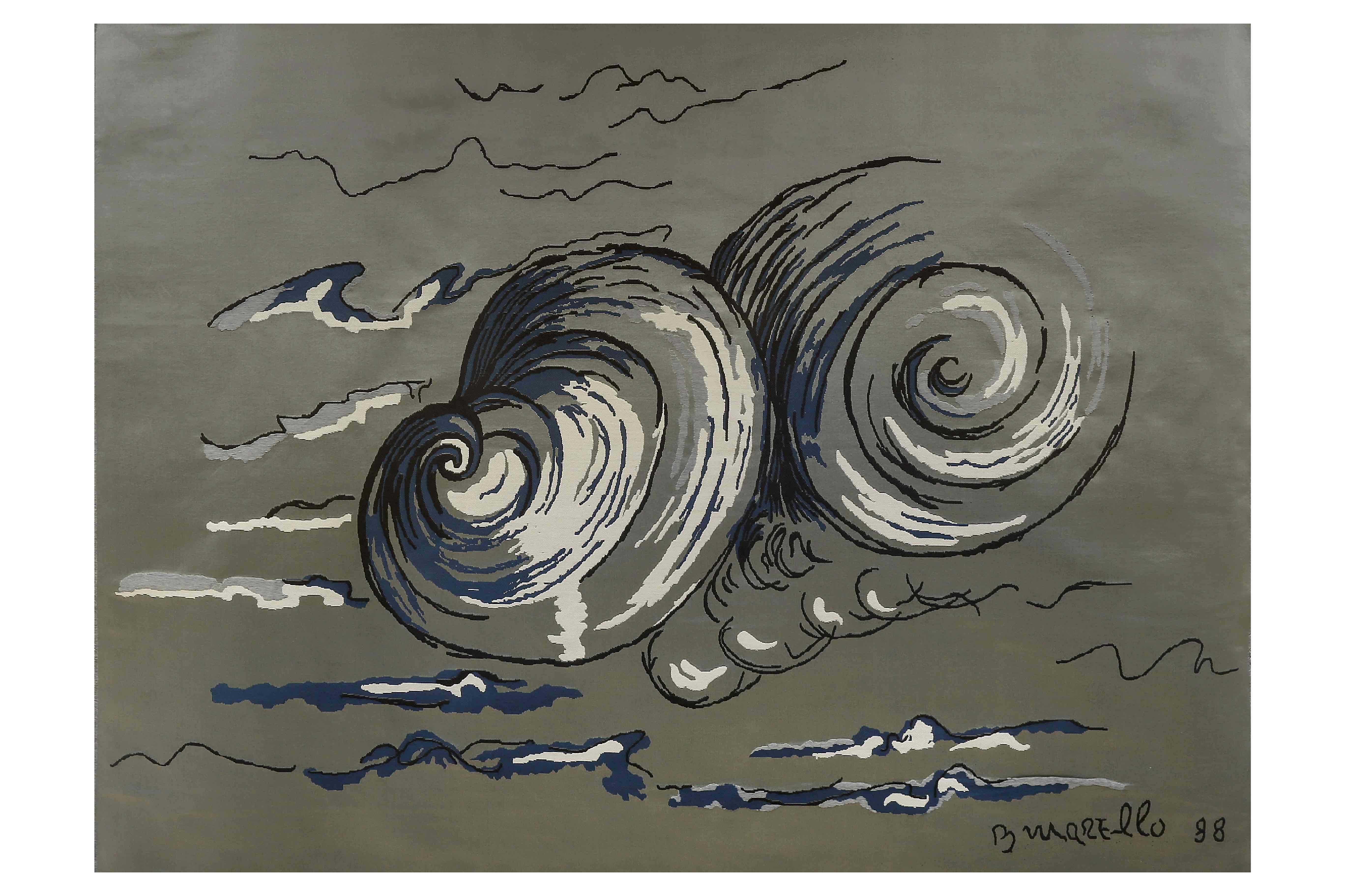 Nuvole di Battista Marello