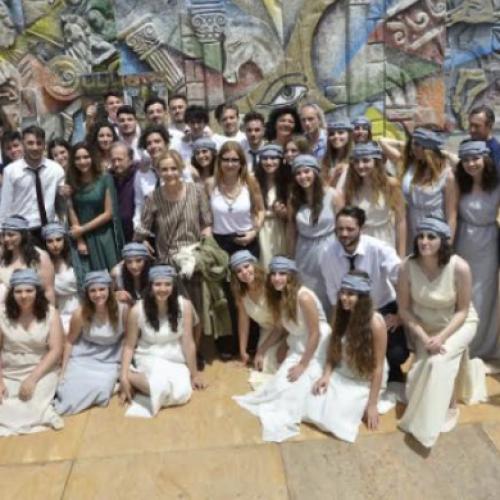 Il Manzoni incanta Siracusa al Festival Internazionale del teatro Classico dei Giovani