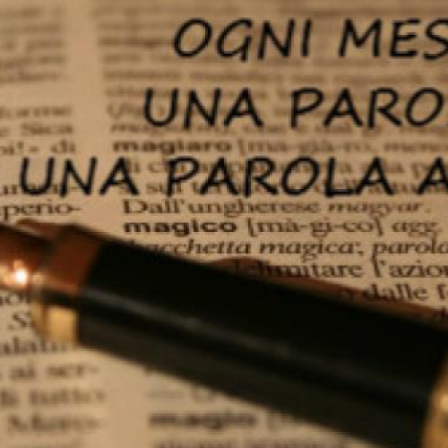 Parole macedonia che sfuggono al controllo: il caso apericena