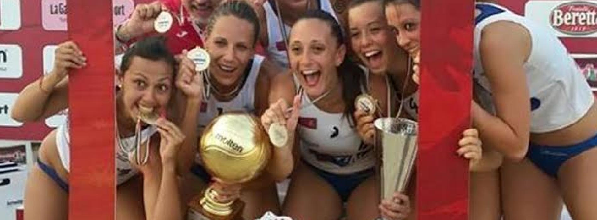 VolAlto Caserta al torneo della Lega Volley Summer Tour 2016