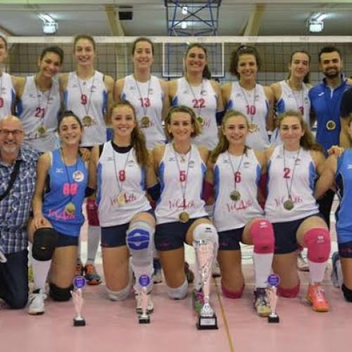 VolAlto. Finali nazionali under 18 al via a Trieste