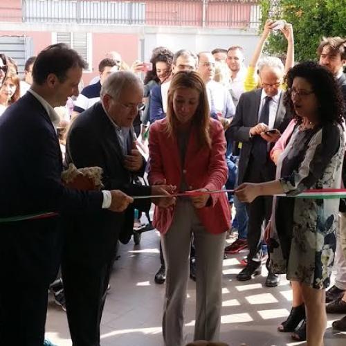 Inaugurata la Casa delle associazioni a Casal di Principe