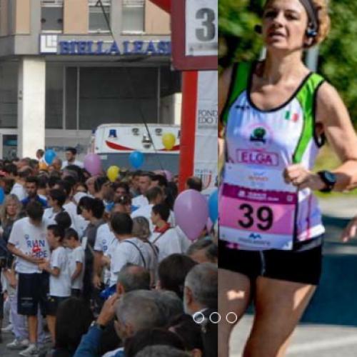 Running party a Caserta. Aperte le iscrizioni