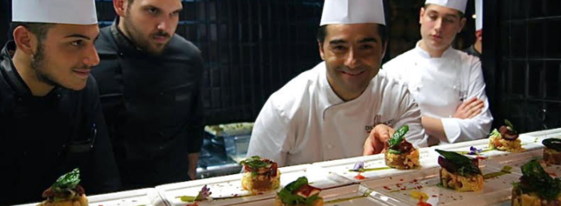 """Una cucina """"Daddio"""" al bistrorante Morsi e Rimorsi"""