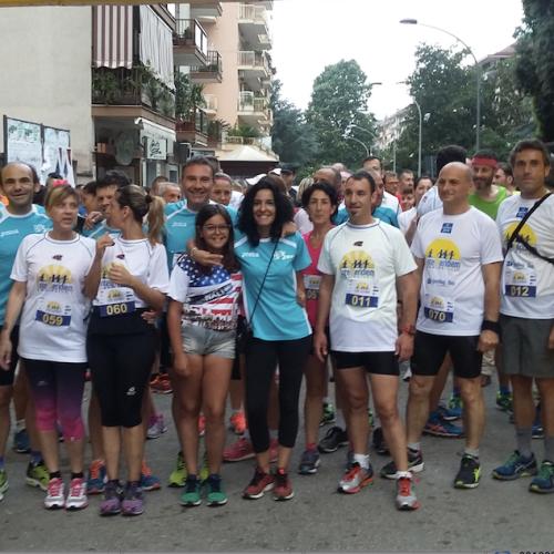 Il RunningParty conquista Caserta. Ecco come correre divertendosi