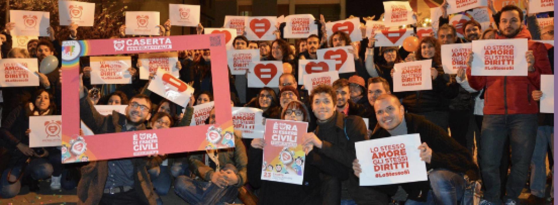 Caserta Campania Pride 2016. Tutto pronto per la sei giorni