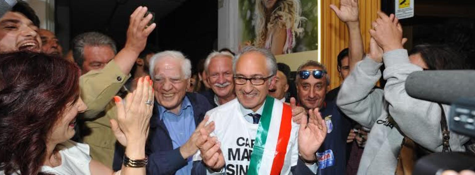 Carlo Marino è ufficialmente sindaco. Domani passaggio di consegne