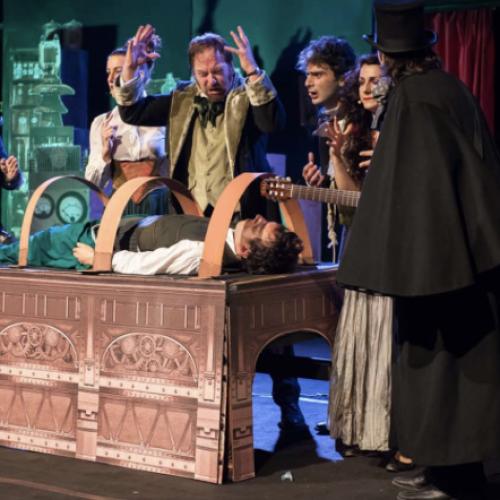 Napoli Teatro Festival, tappa casertana a San Potito Sannitico