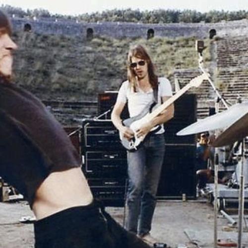 I Pink Floyd in una mostra fotografica a Pompei!