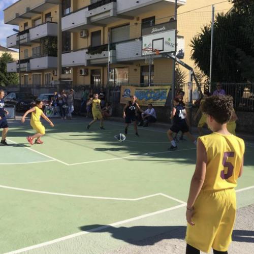 Juvecaserta Academy. Concluso il 3° Torneo Playground