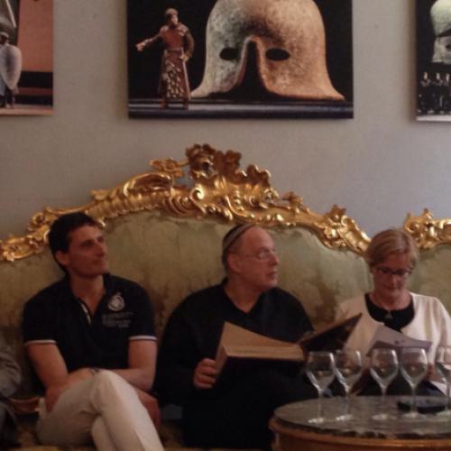 Daniel Oren presenta la grande musica alla Reggia di Caserta