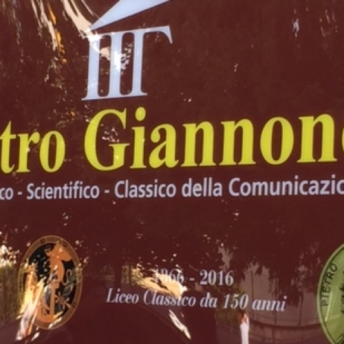 Classifica Eduscopio. Il liceo Giannone primo in provincia