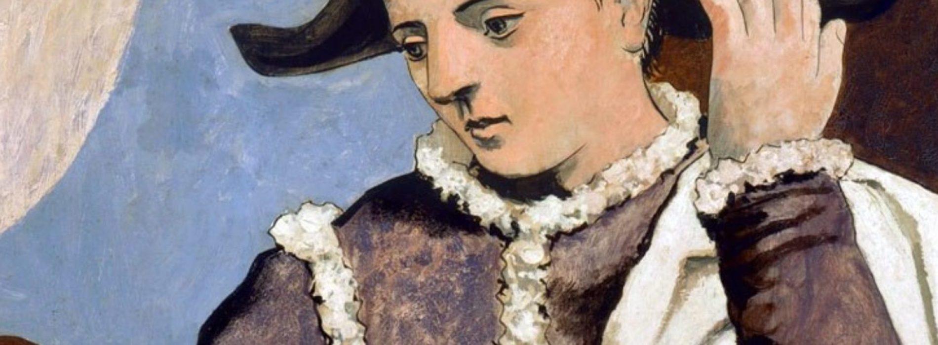 A Napoli l'ospite illustre è l'Arlecchino di Picasso. E il Caravaggio va a Madrid
