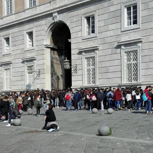 Domenica al Museo. Reggia di Caserta, ingresso gratuito solo per appartamenti storici