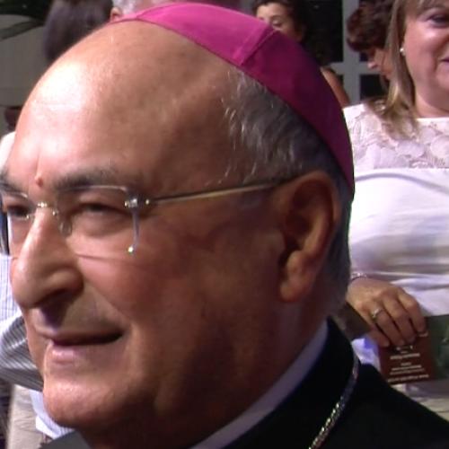 Ricovero del Vescovo in Ospedale, le prime notizie rassicuranti