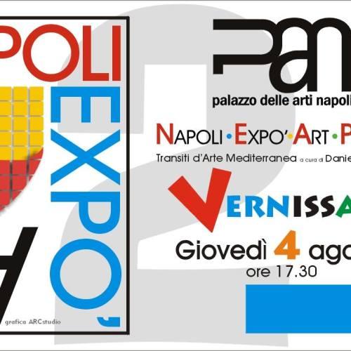 La carica dei settanta al Napoli Expò Art Polis