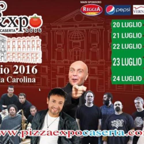 Pizza Expo Caserta. Al via oggi la kermesse
